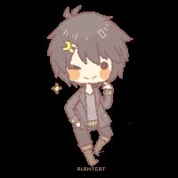 Kurou by plantcat