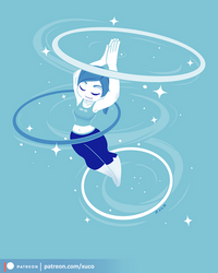 [Patreon] Wii Fit Trainer by Xuco