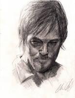Daryl Dixon by ChrisHdzArt