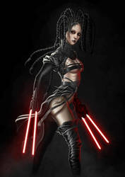 Sith Assassin by TSABER