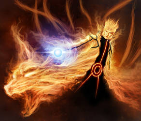 NARUTO - WILL OF FIRE