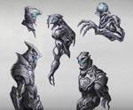 Random Cyborg Concepts - 01