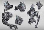 Random Cyborg Concepts - 02