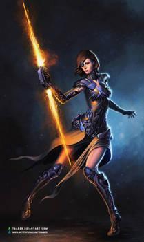 Rogue - Scifi