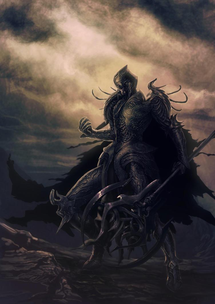 Legion of the Fallen - Hound Knight by TSABER