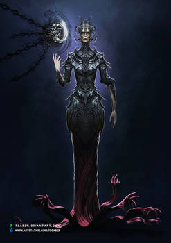 Legion of the Fallen - Countess of Torment