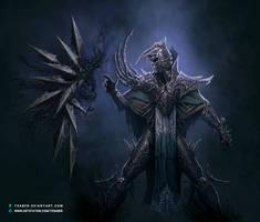 Legion of the Fallen - Dweller of Shadow by TSABER