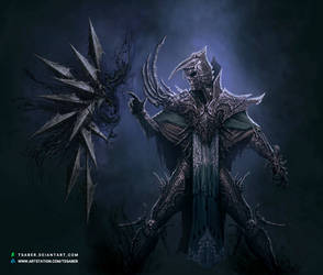 Legion of the Fallen - Dweller of Shadow