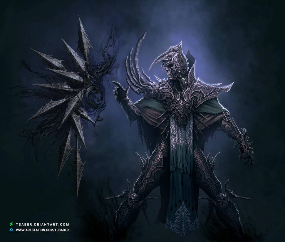 Legion of the Fallen - Dweller of Shadow