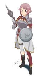 Alfheim Online Lisbeth