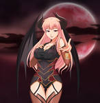 Demon Girl by Exede
