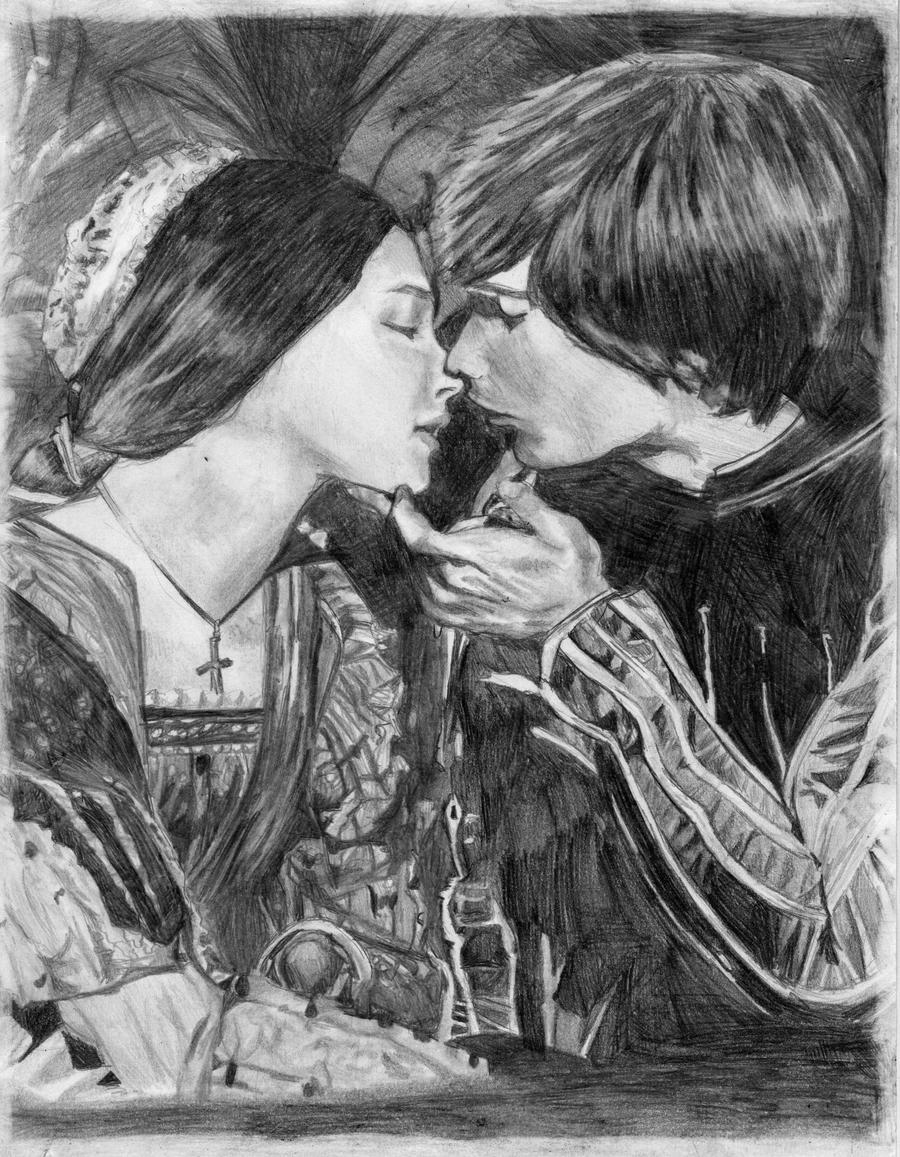 Romeo and Juliet by XxEmiHasArrivedxX on DeviantArt