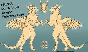 [2020] F2U/P2U Dutch Angel Dragon Base