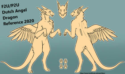[2020] F2U/P2U Dutch Angel Dragon Base