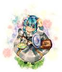 Trickster Online - Bard by ichigo-daifuku