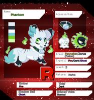 Rocket Hideout: Phantom by RayFierying