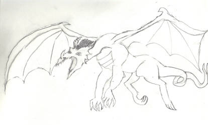 Fighting Flying Dragon