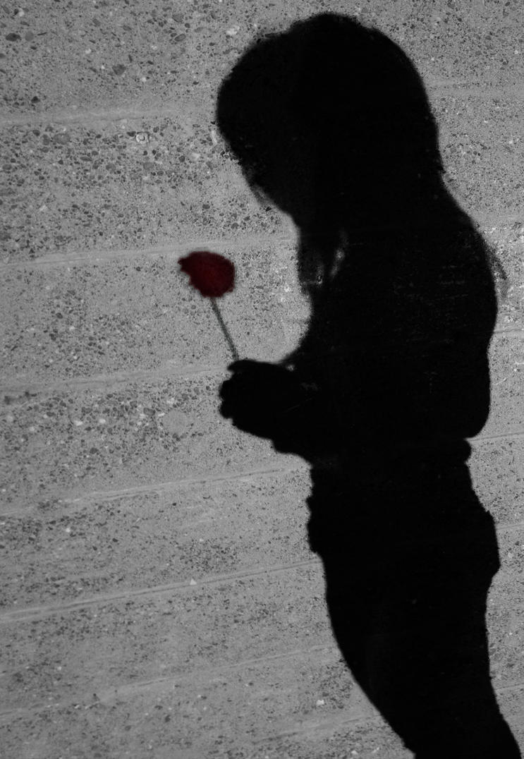 My Shadow by thevioletcow