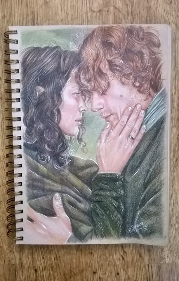 Outlander by landofsunshine
