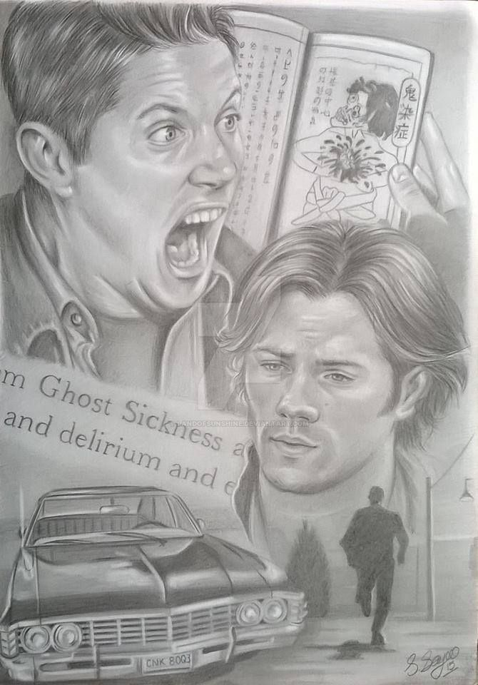 Supernatural 2 by landofsunshine