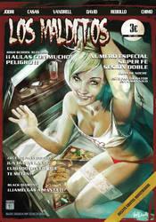 Los Malditos Cover by IKARIST
