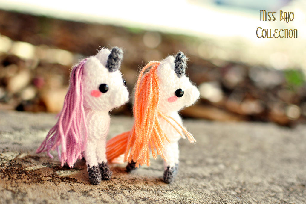 Unicorns by MissBajoCollection