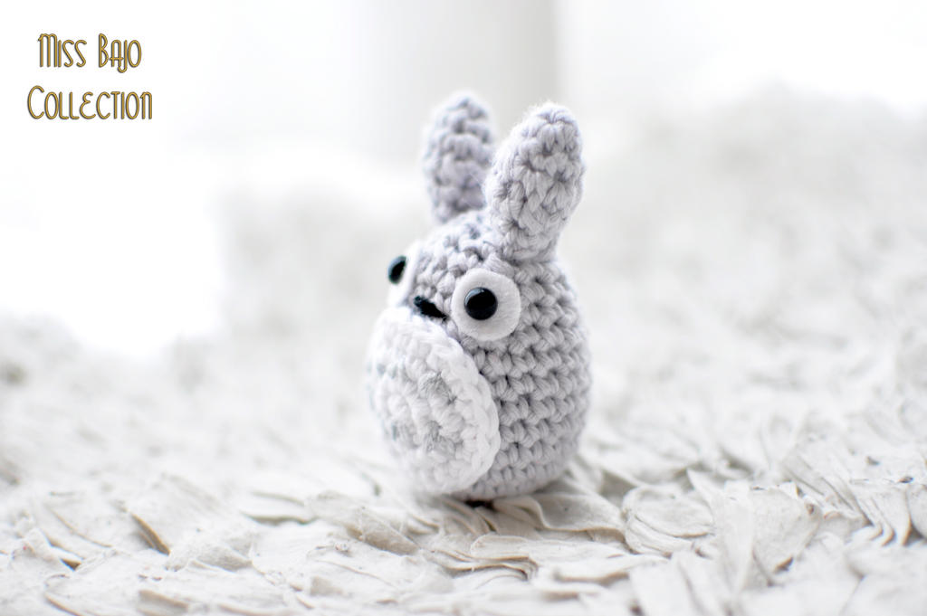 Little Totoro by MissBajoCollection