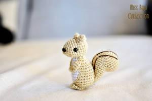Squirrel by MissBajoCollection