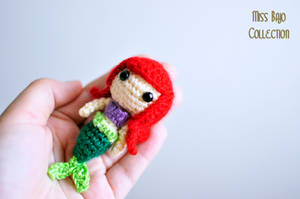 The Little Mermaid by MissBajoCollection