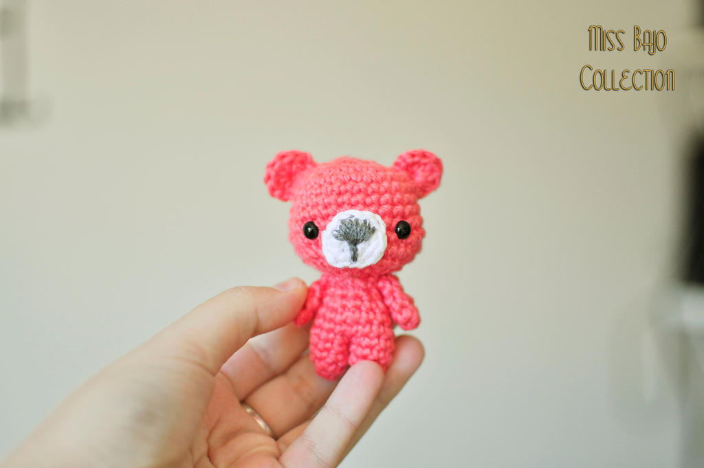 Kawaii Bear by MissBajoCollection