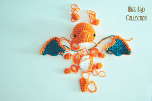 Anatomy of a Charizard by MissBajoCollection