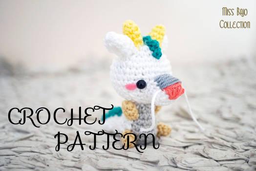 Haku crochet pattern