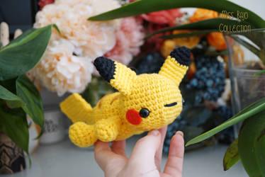 Sleepy Pikachu Pokemon