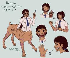 Nenita (Edit) by Rebelmechwolf