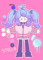 Stella ref by StarlightJuice