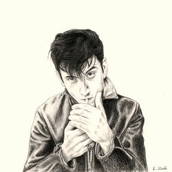 Alex Turner (Arctic Monkeys) by Zafe12