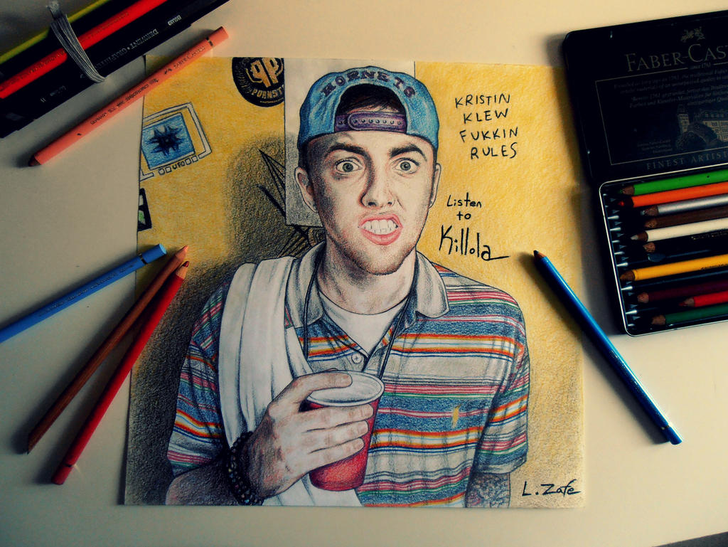 mac miller coloring pages - photo#50