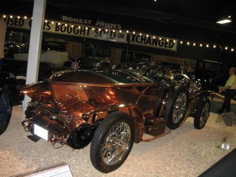 1921 Rolls Royce rear