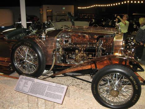 1921 Copper Rolls-Royce side
