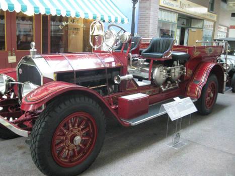 1917 Fire Truck