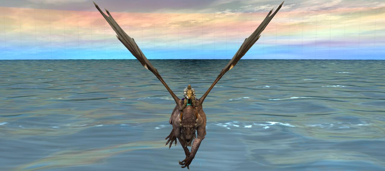 Orcish Dragonrider by scholarwarrior-lad