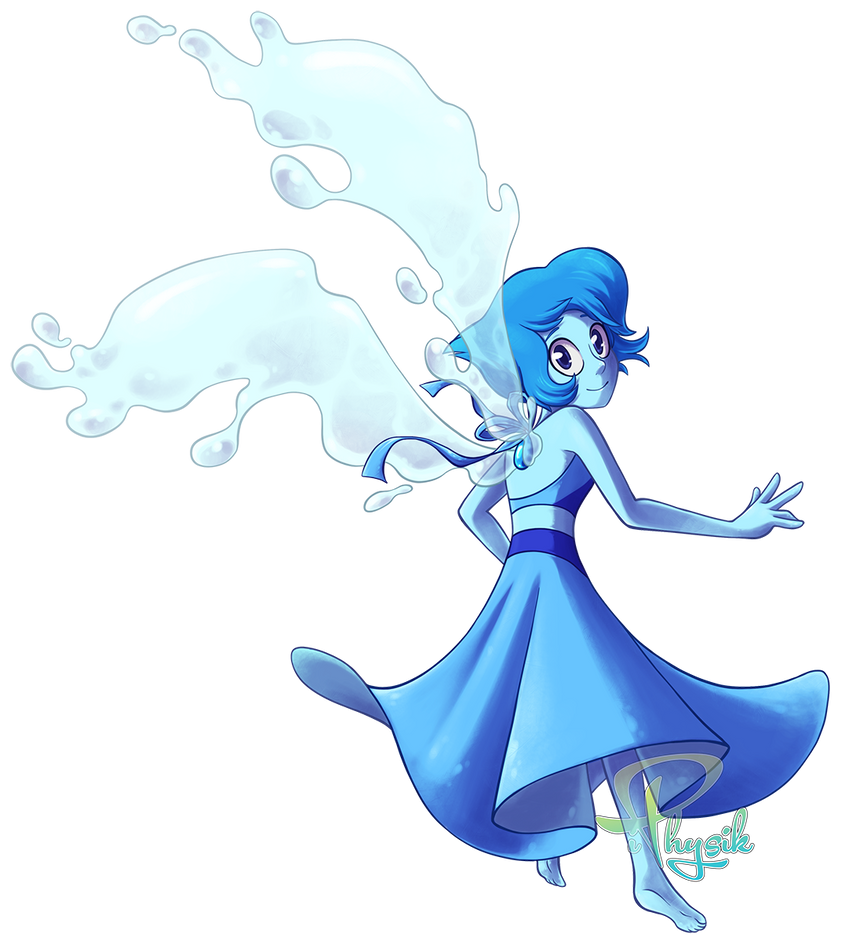Lapis is one of my favorites :3