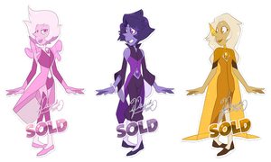 Pearl Adopts - CLOSED by iPhysik