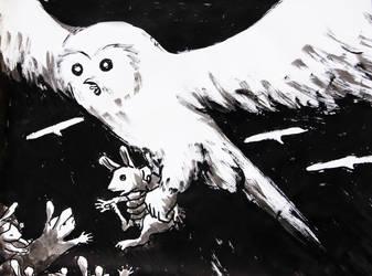 Owls vs Rabbits Part 2 by ironladyisfe