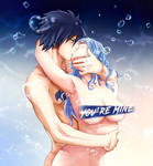 Gruvia week - You're mine.