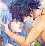 Ch 499: Gray and Juvia
