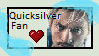 Age of Ultron QuickSilver Stamp by NightlightWish