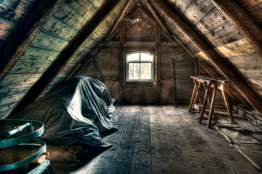 Grandmas Attic by Art-Kombinat ... & Grandmas Attic by Art-Kombinat on DeviantArt