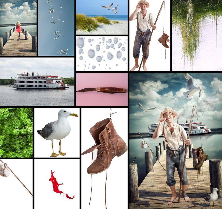 Making Of Huckleberry Finn by Art-Kombinat