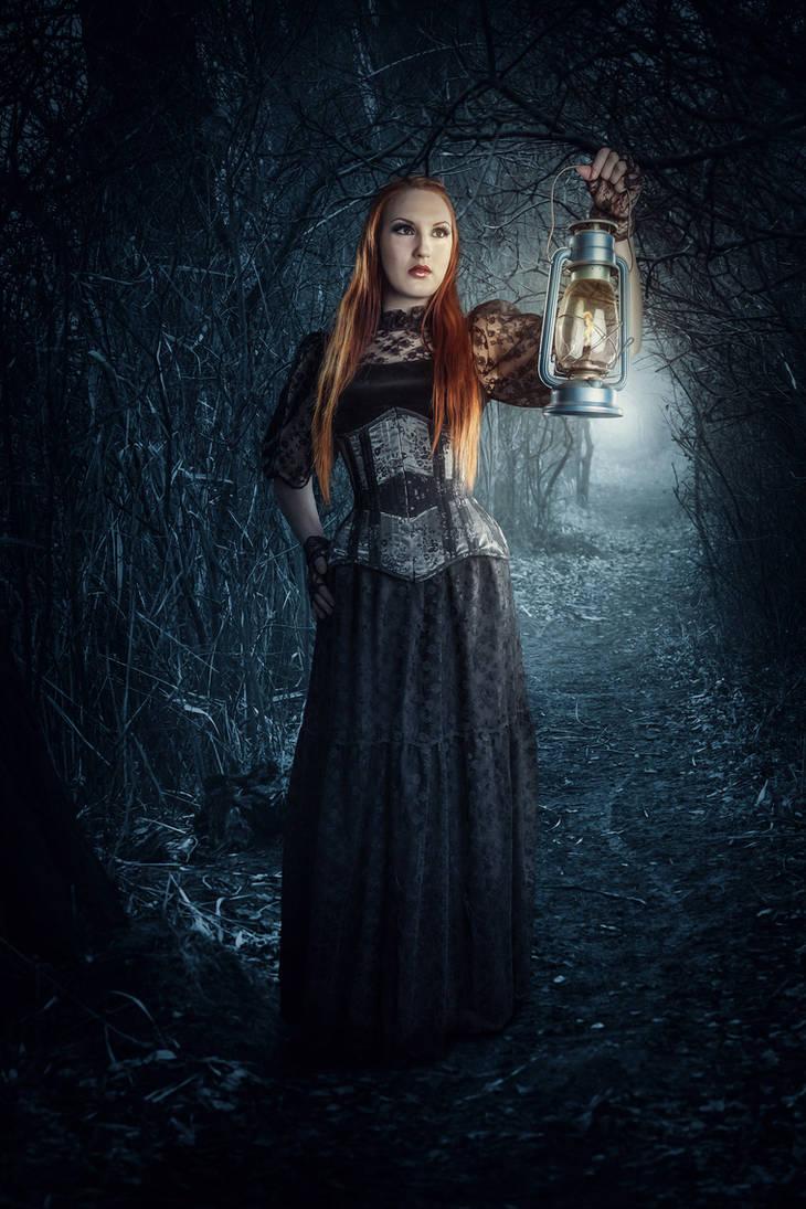 Dark Path by Art-Kombinat